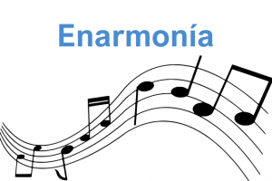 Enarmonía en música