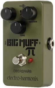 Green Russian Big Muff review y opiniones